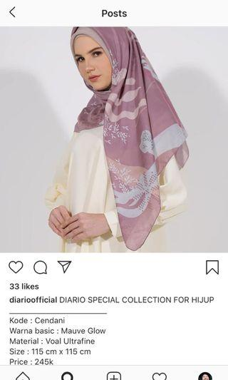 Diario Special Collection For Hijup