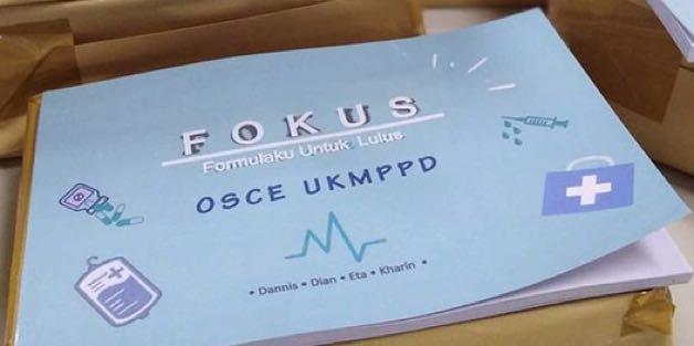 Buku fokus osce ukmppd