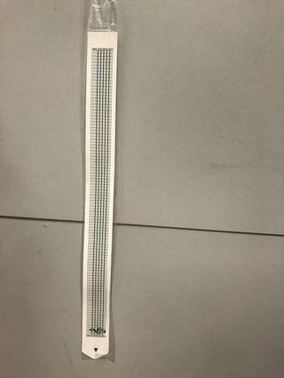 全新手搖音樂盒紙帶(約47cm長)