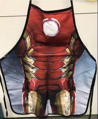 全新Iron Man圍裙