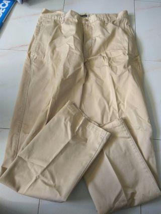 🚚 Bosinni men's Chino pants size W 33 L 33