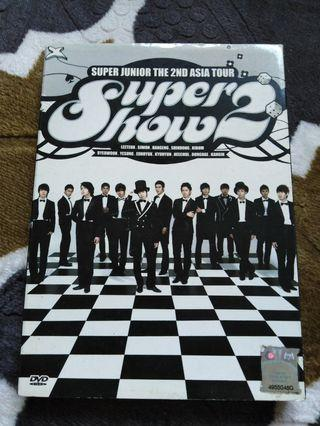 Super Junior Super Show 2 concert album