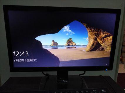 Acer 20吋電腦螢幕 1台1000,有2台
