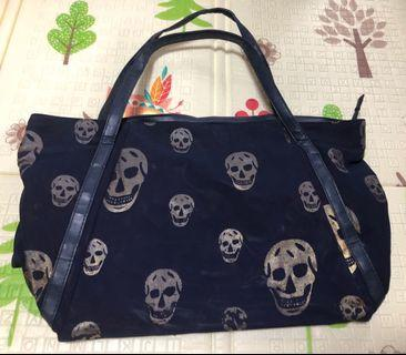 Overnight Tote Bag