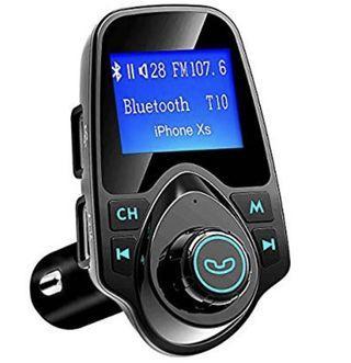 🚚 VicTsing Bluetooth FM Transmitter for Car