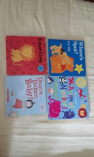 Baby / toddler books