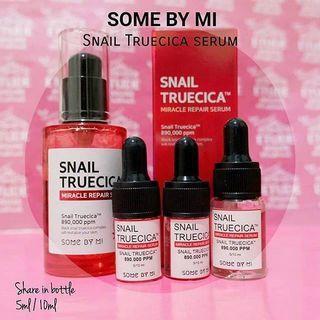 [Share in] Some By Mi Snail Truecica Miracle Repair Serum
