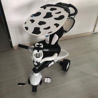 🚚 Smart Trike Zoo Moo