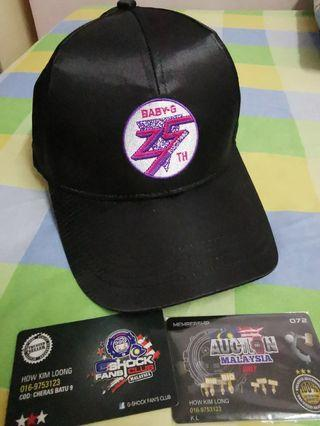 Cap baby g 25th anniversary rare (official not customade)