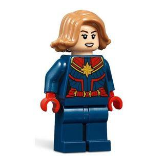 LEGO 淨人仔 76127 CAPTAIN MARVEL