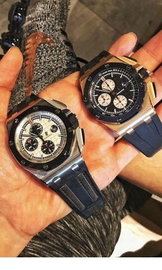 WTB ALL (AP) WATCHES Audemars Piguet Royal Oak Offshore Chronograph