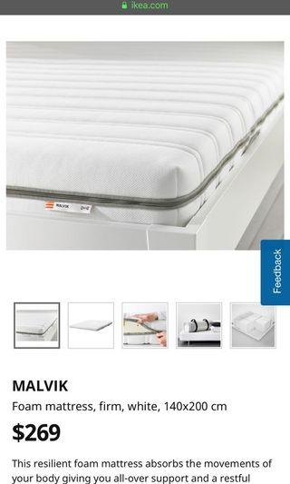🚚 IKEA Foam Mattress