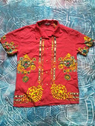 Vintage short sleeve shirt Japan