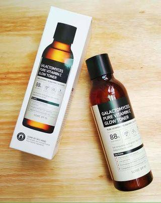 [Share in bottle] Some By Mi Galactomyces Pure Vitamin C Glow Toner 30 ml