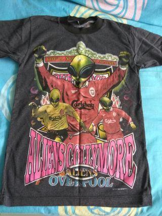 Alien workshop Liverpool vintage t shirt size xs