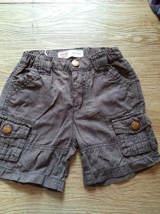 F&X shorts