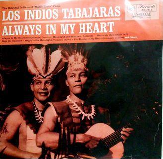 🚚 LOS INDIDOS TABAJARAS Vinyl Record