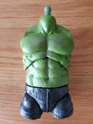 Marvel Legends Professor/Smart Hulk BAF, Body from Rescue