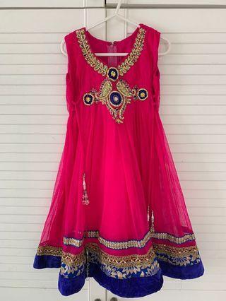 Beautiful Indian costume/dress