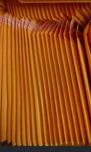 Instock padded envelopes