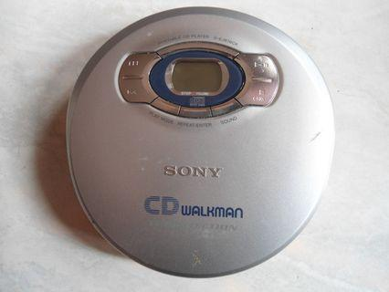 SONY Discman D-MJ95 - repair/parts/collection