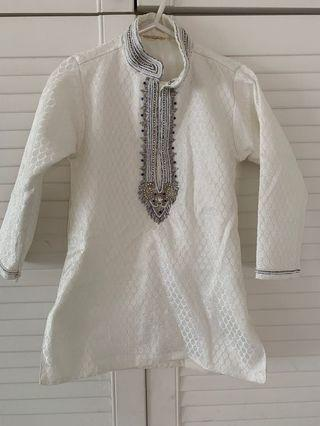 Indian top for boys