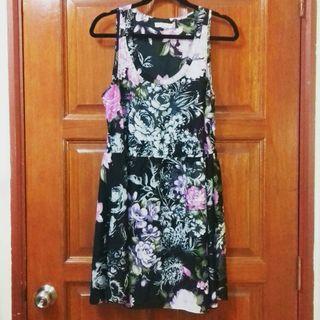 (PLUS SIZE) COTTON ON Floral Dress #CarousellFaster