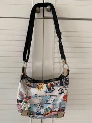 Lesportsac Tokidoki small sling bag