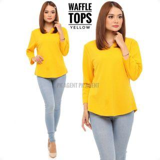 Waffle tops (Pre-Order)