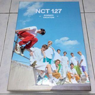 NCT127 SUMMER VACATION DVD