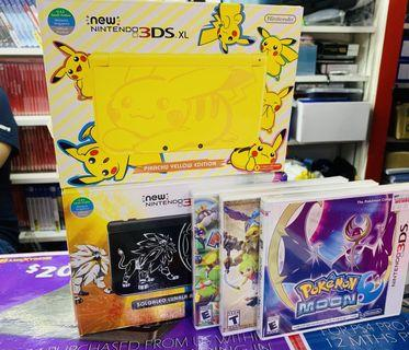 Nintendo New 3DS XL (NDP Promotion)🎉