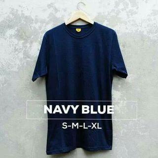Navy cotton t shirt