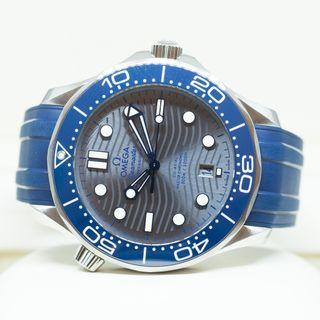 Brand New Omega Seamaster Diver 300M Co-Axial Chronometer Ref: 210.32.42.20.06.001