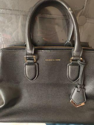 Tas Charles & Keith Black