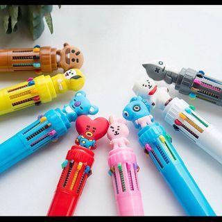 BTS BT21 Chunky Pen