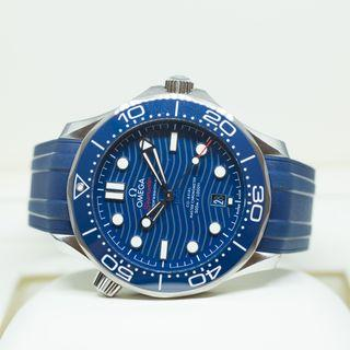 Brand New Omega Seamaster Diver 300M Co-Axial Chronometer Ref: 210.32.42.20.03.001