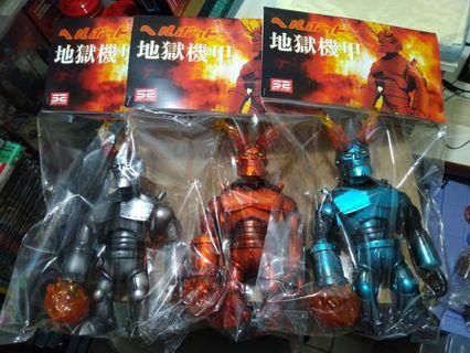 Hellboy Soft Steel 天魔特攻 地獄怪客