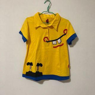 Ai海綿寶寶上衣