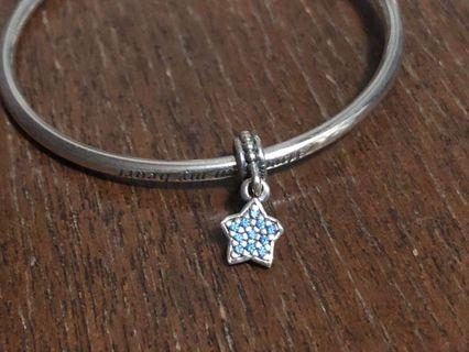 Pandora star dangle charm #carousellbetter