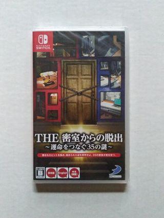 任天堂密室逃脱 Nintendo Switch