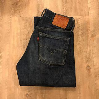 Levi's Big E 503B made in japan