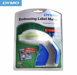 DYMO凹字標籤打印機