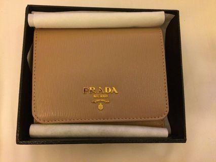 BNIB Prada Wallet Authentic