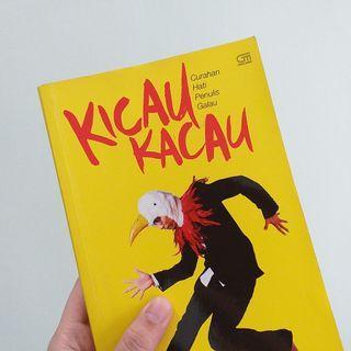 Book-Kicau Kacau by Indra Herlambang