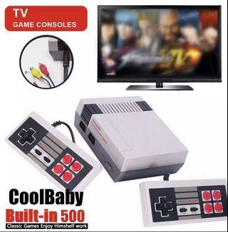 Coolbaby (Nintendo Retro games) HD Classic Handheld video games (played once)