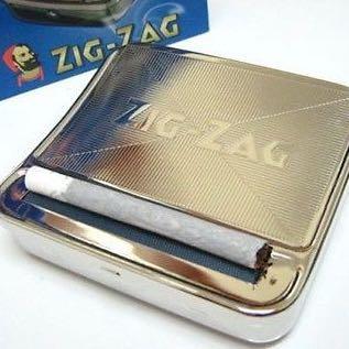 🚬Vintage ZigZag Cigarette Roller Case
