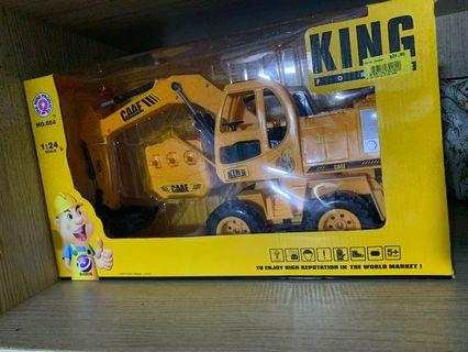 🚚 Toy Construction Truck Digger- Brand New