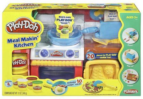 Playdoh- Meal Making Kitchen (Brand New)