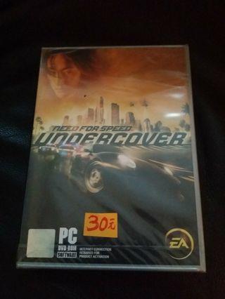 電腦遊戲:Need for Speed Undercover (全新未拆盒)