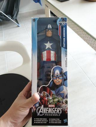 Marvel Captain America
